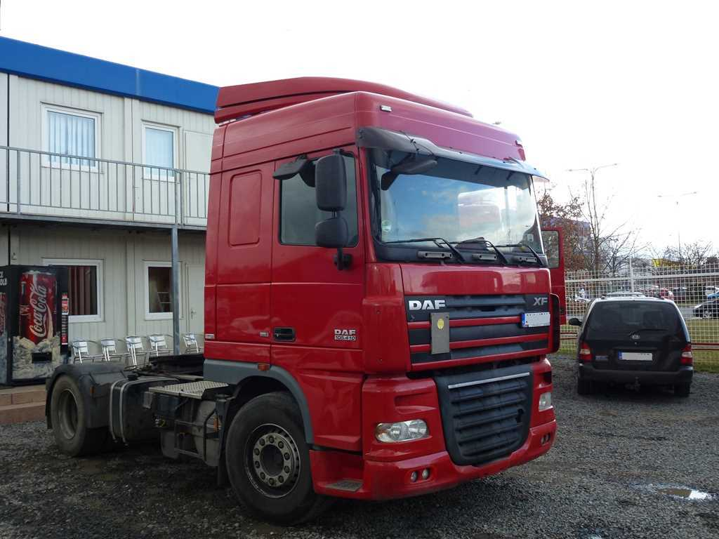 DAF XF 105  SPACE CAB , KLIMA , STANDARD , MANUAL
