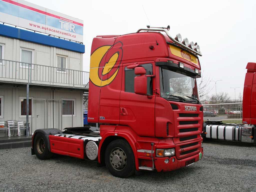 Scania R 480 TOPLINE KLIMA MANUÁL