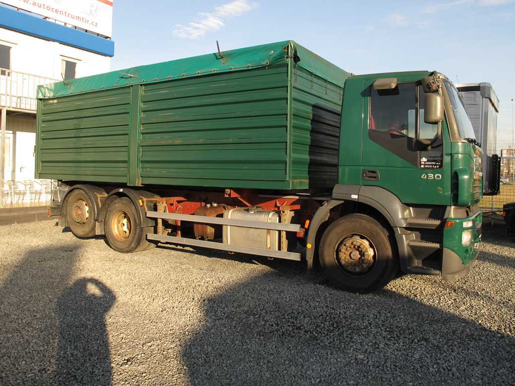 Iveco STRALIS ACTIVE DAY MANUALNÍ 6X2