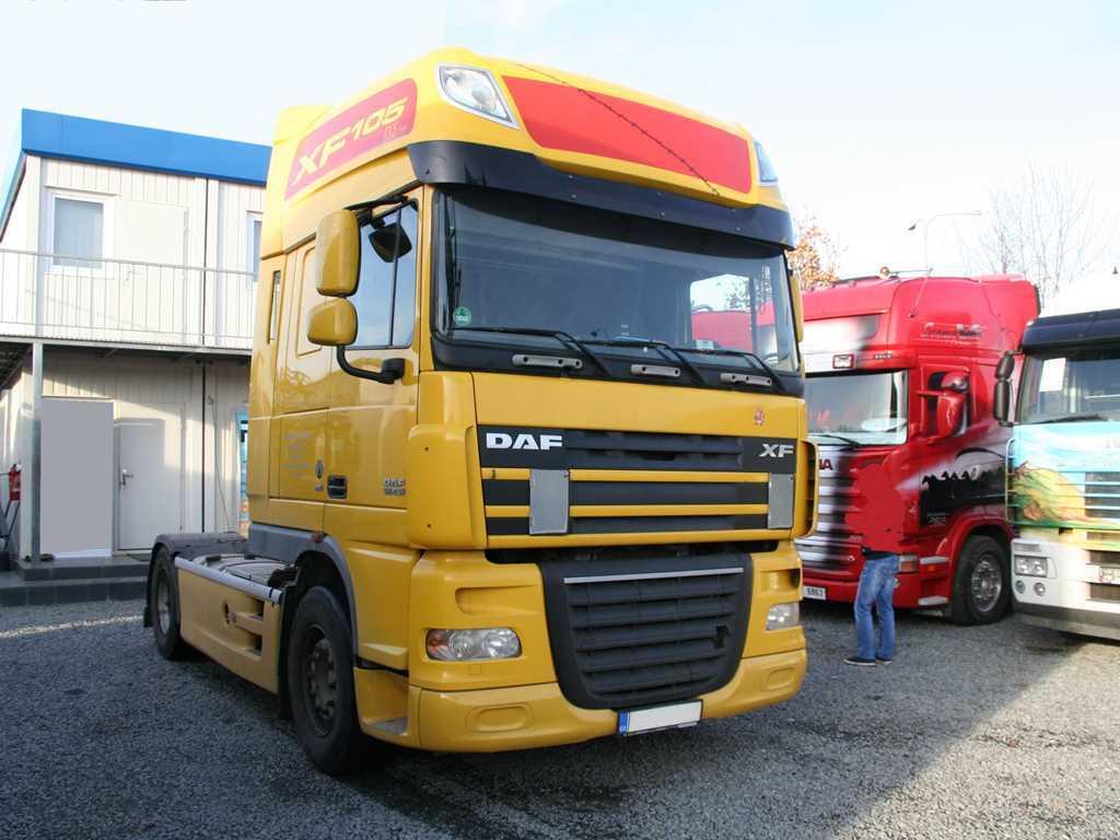 DAF FTXF105.410 EURO 5  ANALOG CHIP 460
