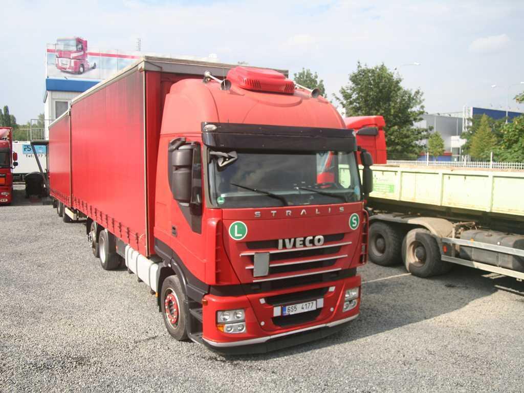 Iveco STRALIS450
