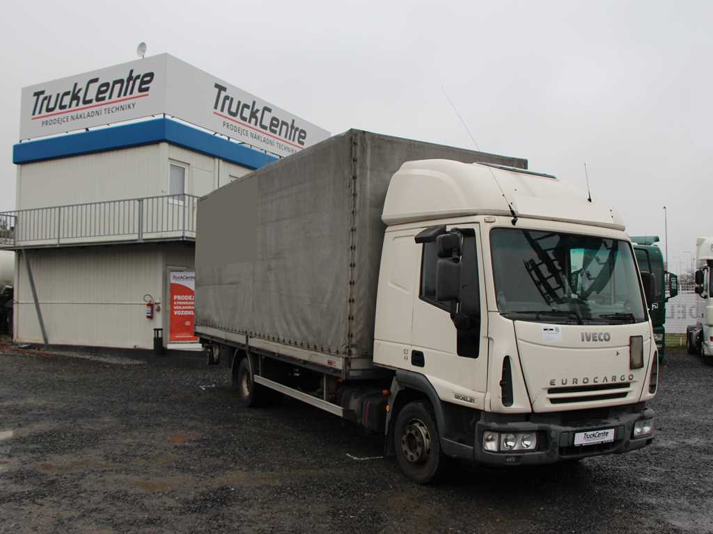Iveco ML 120EL21 ANALOG.TACHOGRAF
