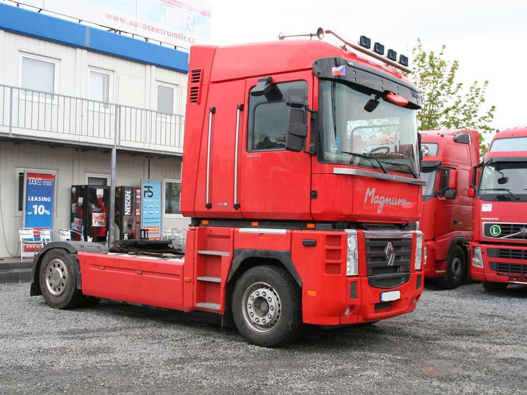 Renault MAGNUM 480.19 DXI 4X2 EURO 5 EEV , STANDARD ,