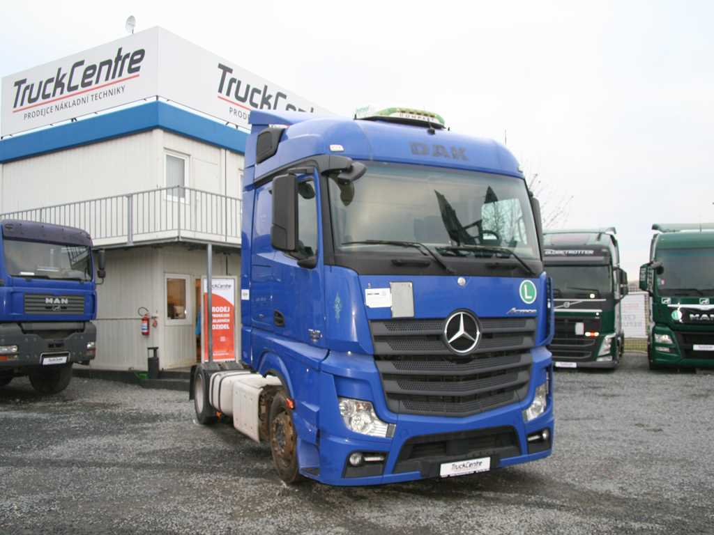 Mercedes-Benz ACTROS 1845 LSNRL LOWDECK , EURO 5