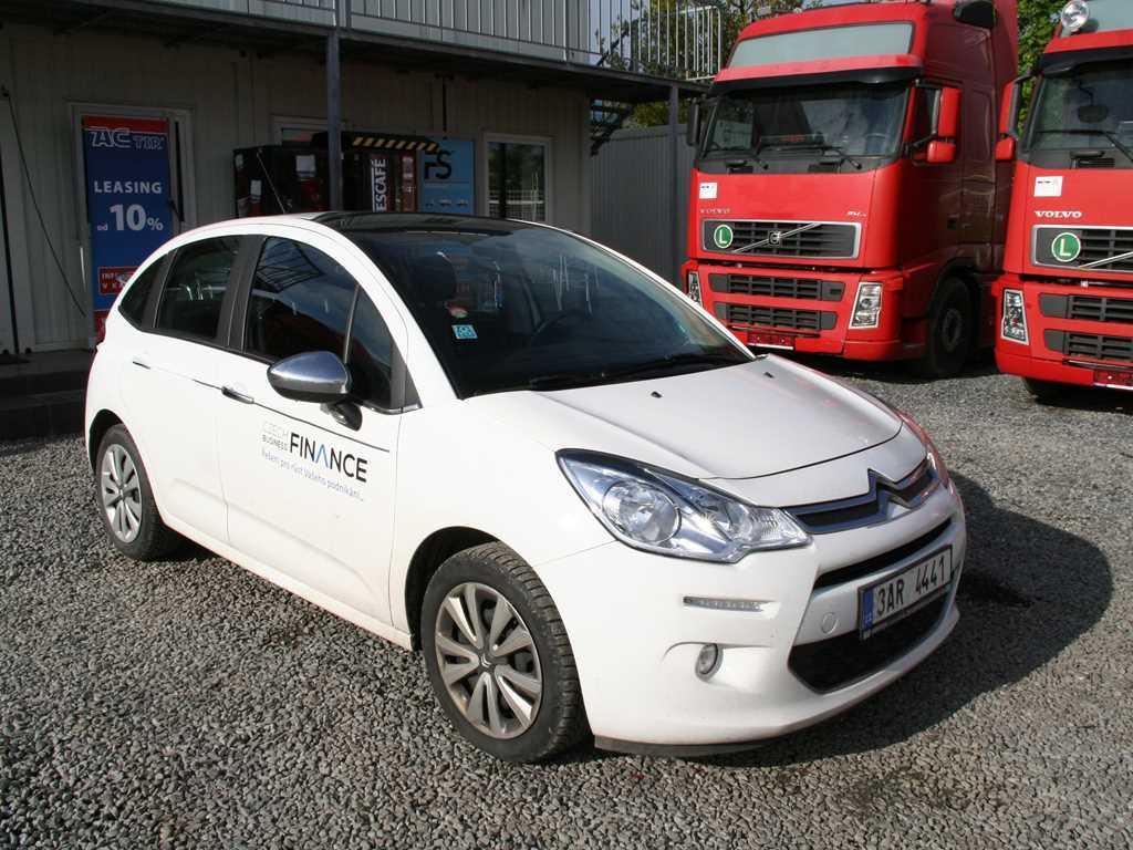 Citroën C3  OSOBNÍ AUTOMOBIL