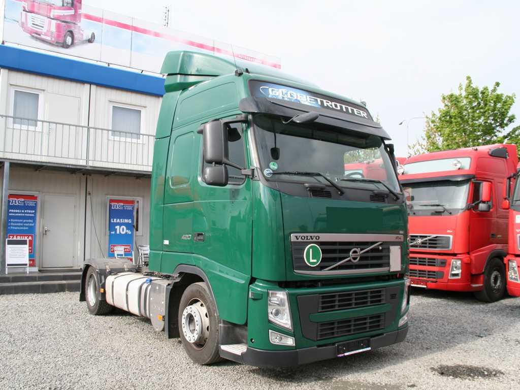 Volvo FH 13 420 42T EURO 5, LOWDECK