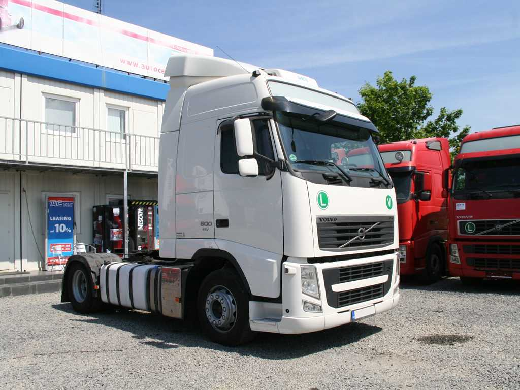 Volvo FH 13 500 42T EURO 5 EEV, STANDARD, N.KLIMA