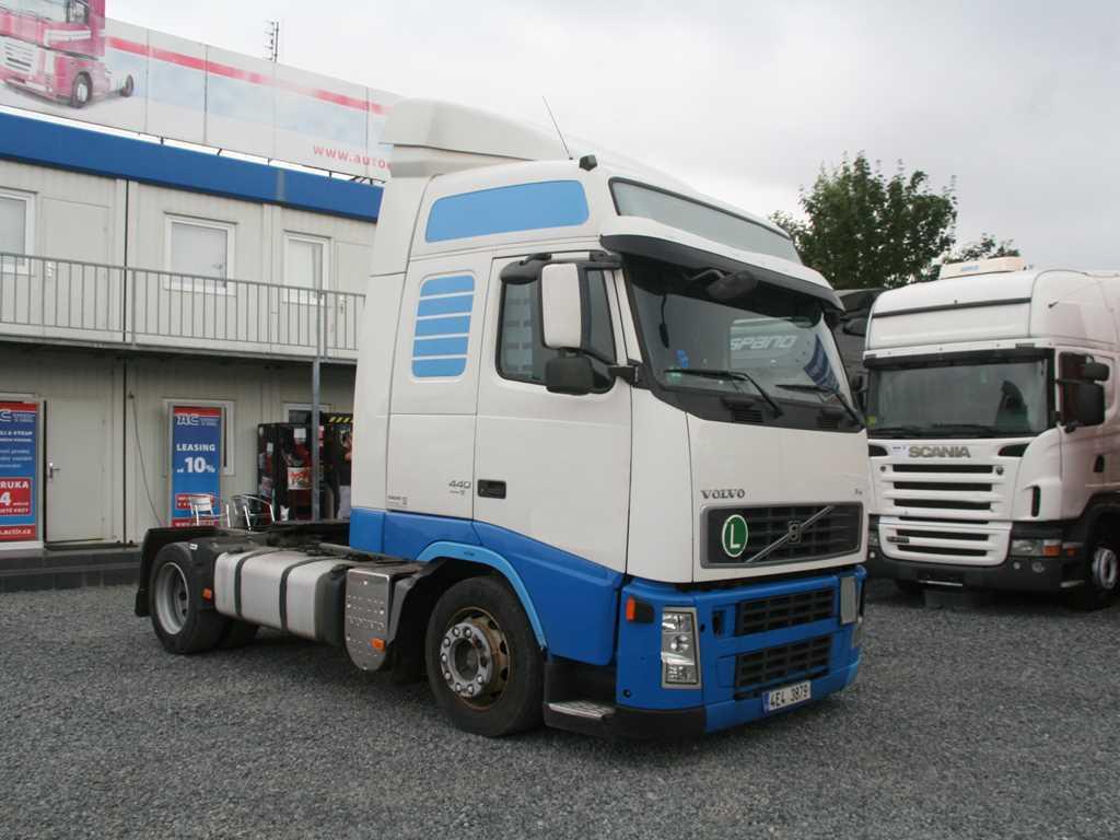 Volvo FH 13 440  EURO 5, LOWDECK