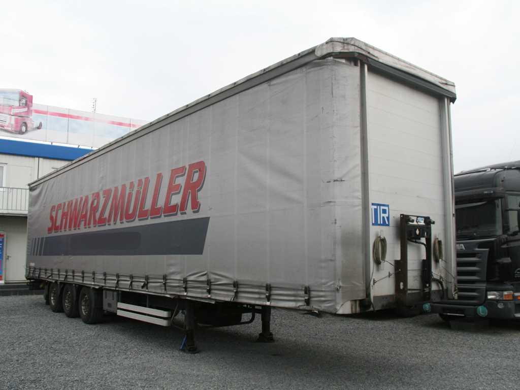 Schwarzmüller SPA 3/E  LOWDECK