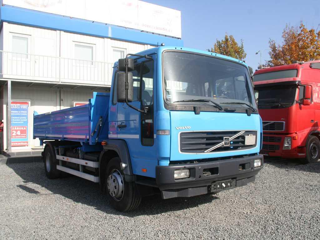 Volvo FL6 220 S3 NÁKLADNÍ AUTOMOBIL SKLÁPĚČKOVÝ