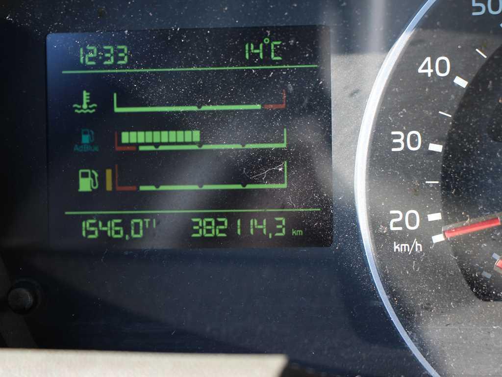 Volvo FH 13 420 TAHAČ NÁVĚSŮ , EURO 5