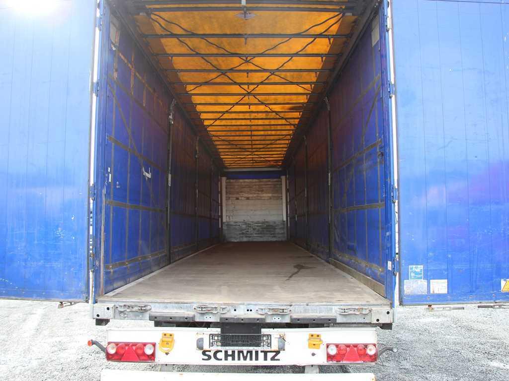 Schmitz CARGOBULL SCS 24/L STANDARD