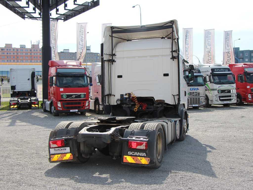 Scania R420,EURO 5 EEV HIGLINE TAHAČ NÁVĚSŮ , EURO 5 EEV