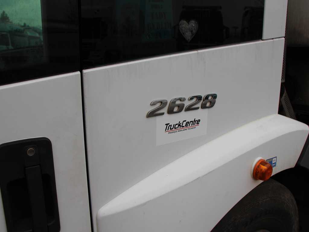 Mercedes-Benz ECONIC 2628G L 6x2 ODVOZ KOMUNÁLNÍHO ODPADU