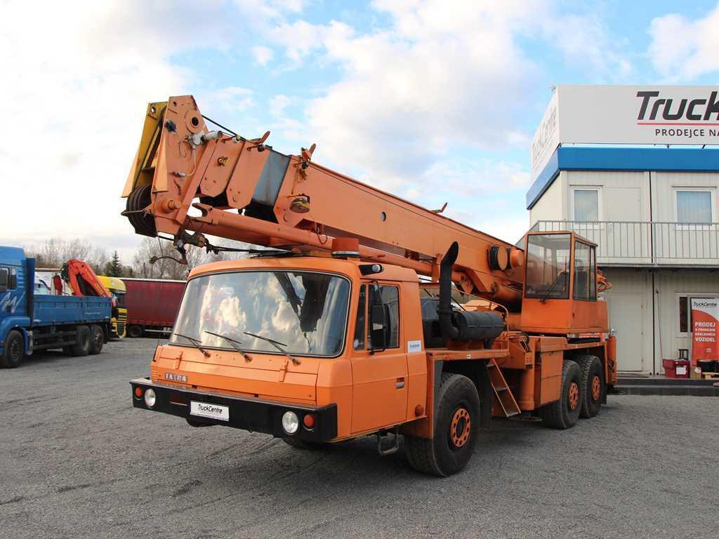 Tatra T 815 AD28 PÉRA, REVIZE,