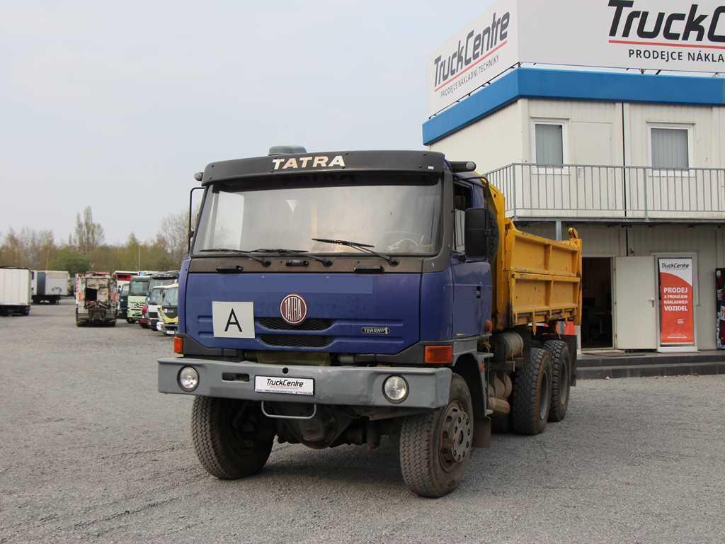 Tatra S3 27 208 NÁKLADNÍ AUTOMOBIL SKLÁPĚČKOVÝ 6x6