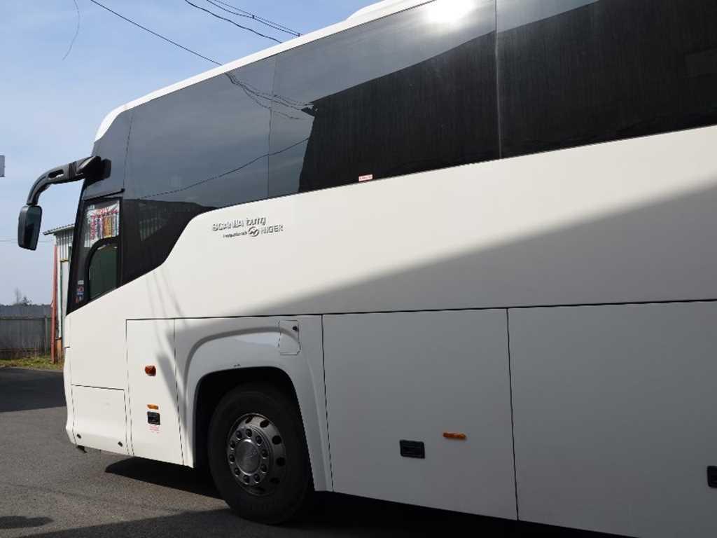Scania HIGER 190E41B PROVEDENÍ 50+1 MÍST