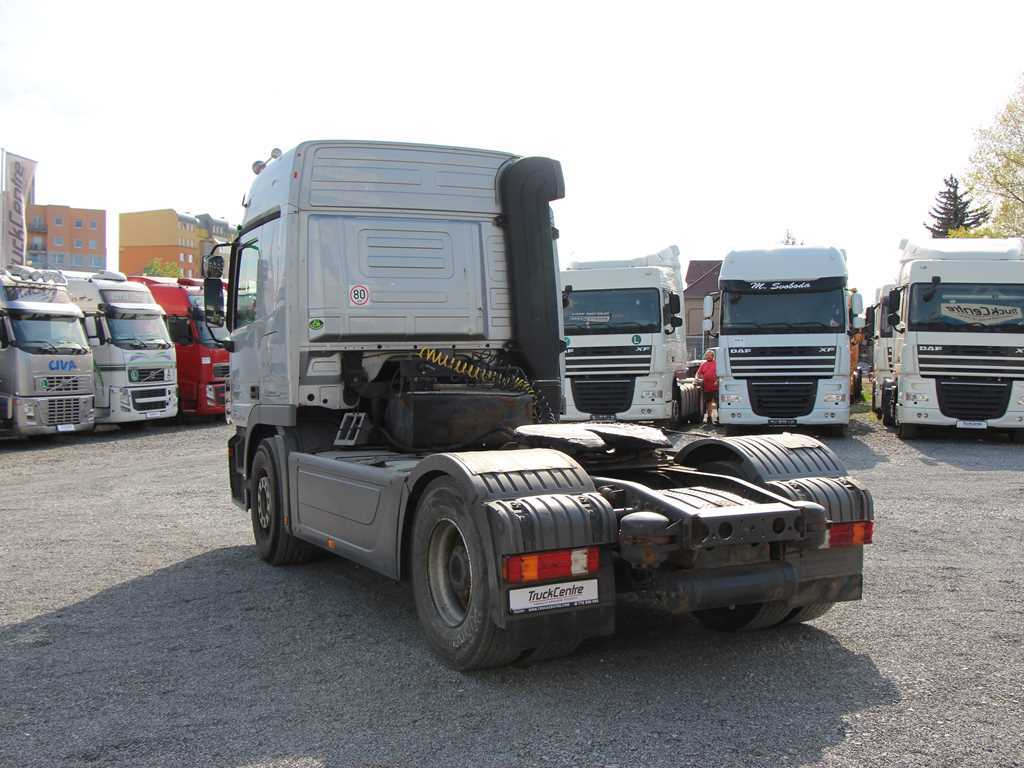 Mercedes-Benz Actros 1844 LS EURO 5, manual, hydraulika