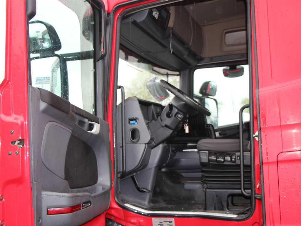 Scania R 480 LA4X2 LOWDECK, MANUÁL