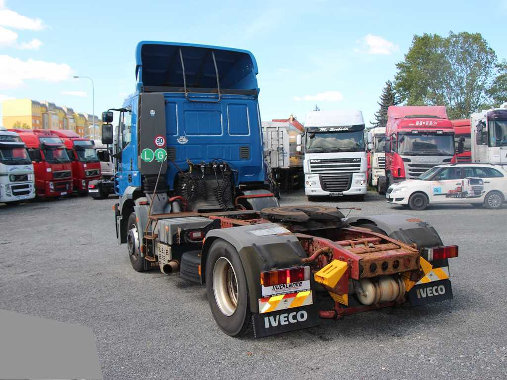Iveco STRALIS ACTIVE DAY AUTOMAT, EURO 3,