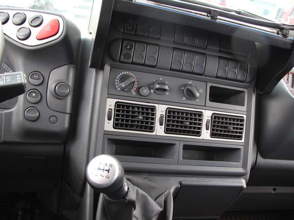 Iveco ML 80E18 NÁKLADNÍ AUTOMOBIL SKŘÍŇOVÝ