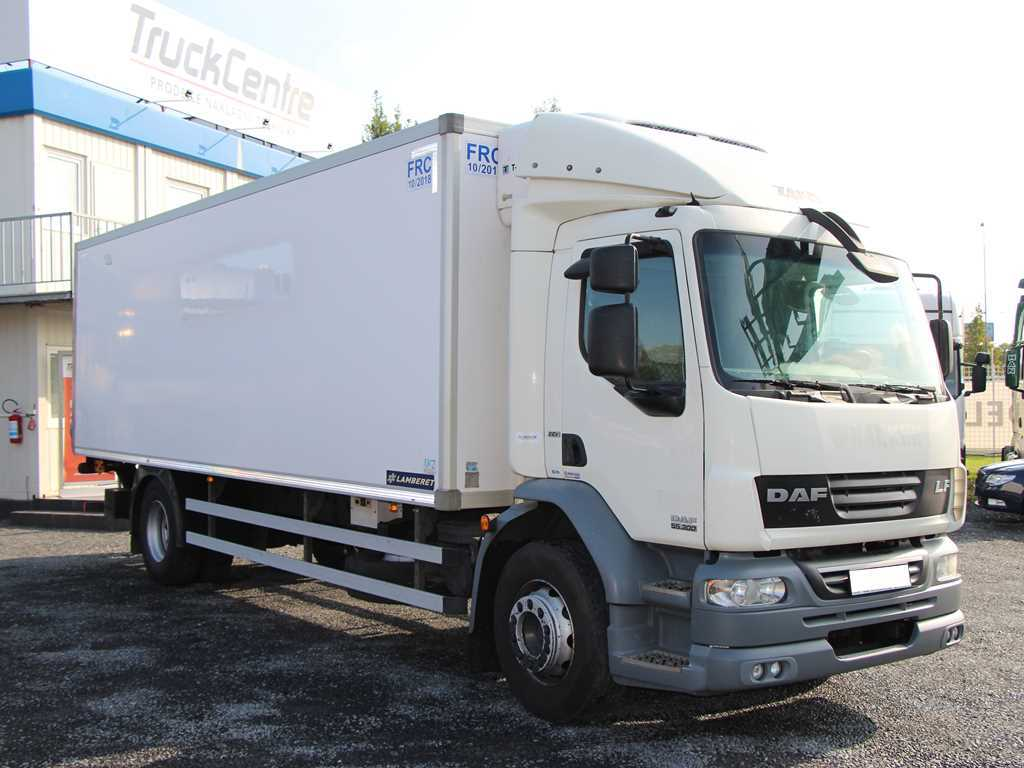 DAF LF 55.300 18t EURO 5 EEV AGREGÁT THERMO KING T 800