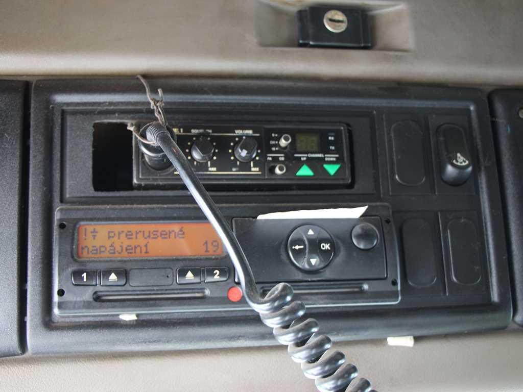 DAF XF 105.460 STANDARD, EURO 5, MANUAL