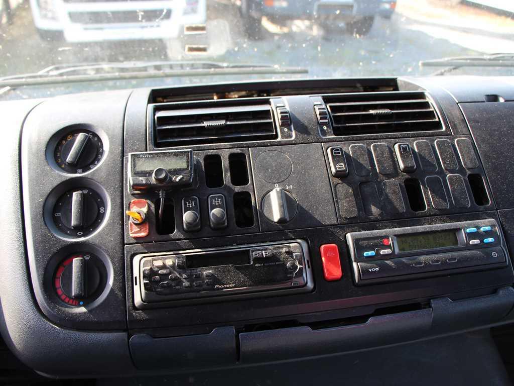 Mercedes-Benz ATEGO 1328 + NÁVĚS PANAV OK 18 HR PALFINGER PK 750