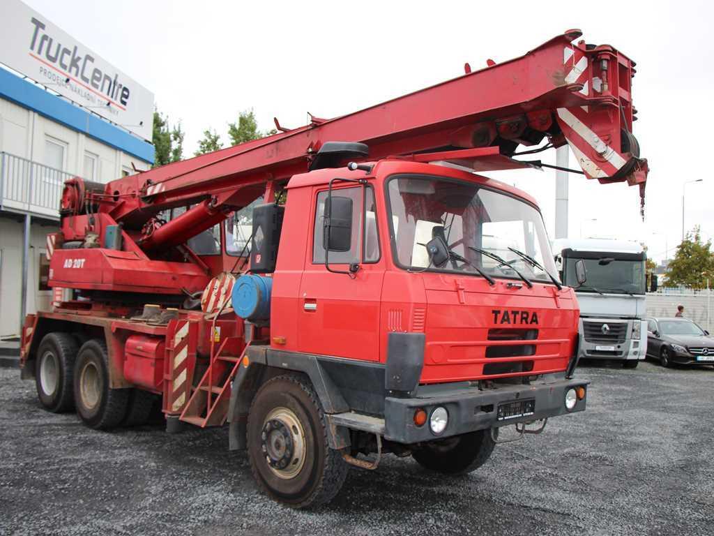 Tatra T 815 AD 20T 6x6