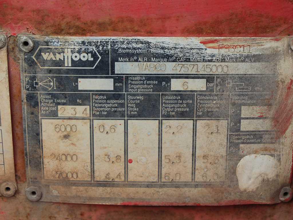 Vanhool S 338/27