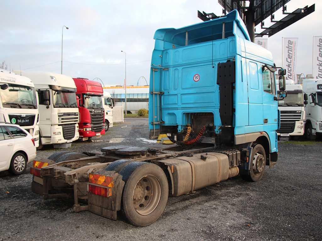 DAF XF 95.480 EURO 3, NEZÁVISLÁ KLIMATIZACE