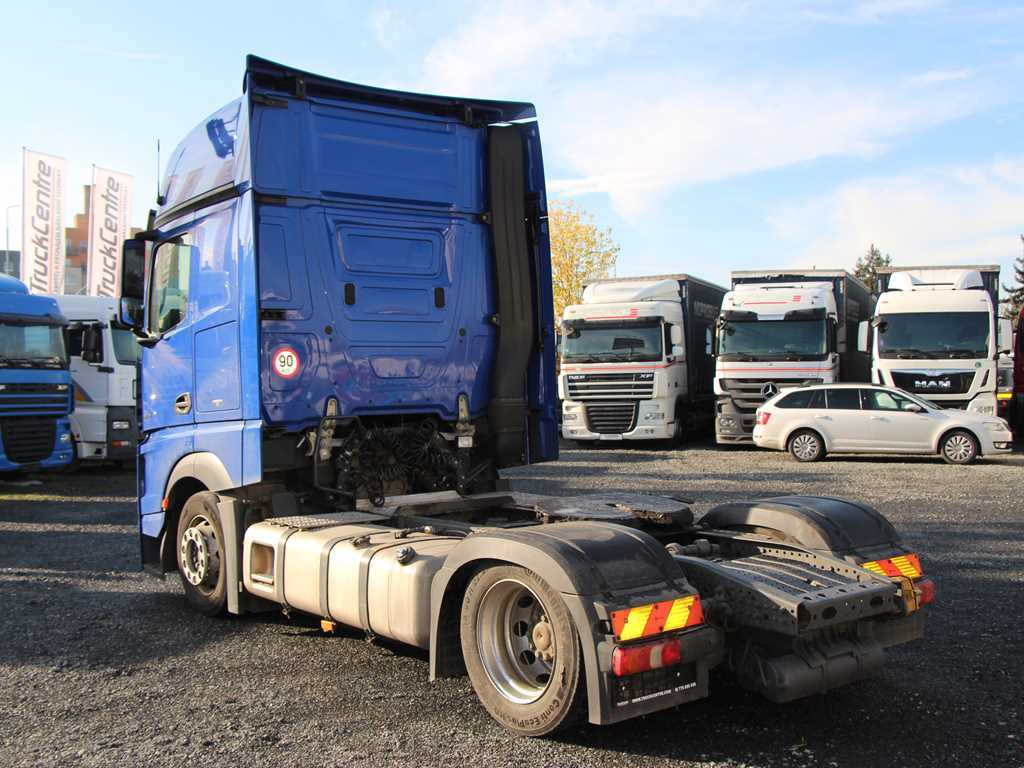 Mercedes-Benz Actros 1845 LOW DECK, EURO 6