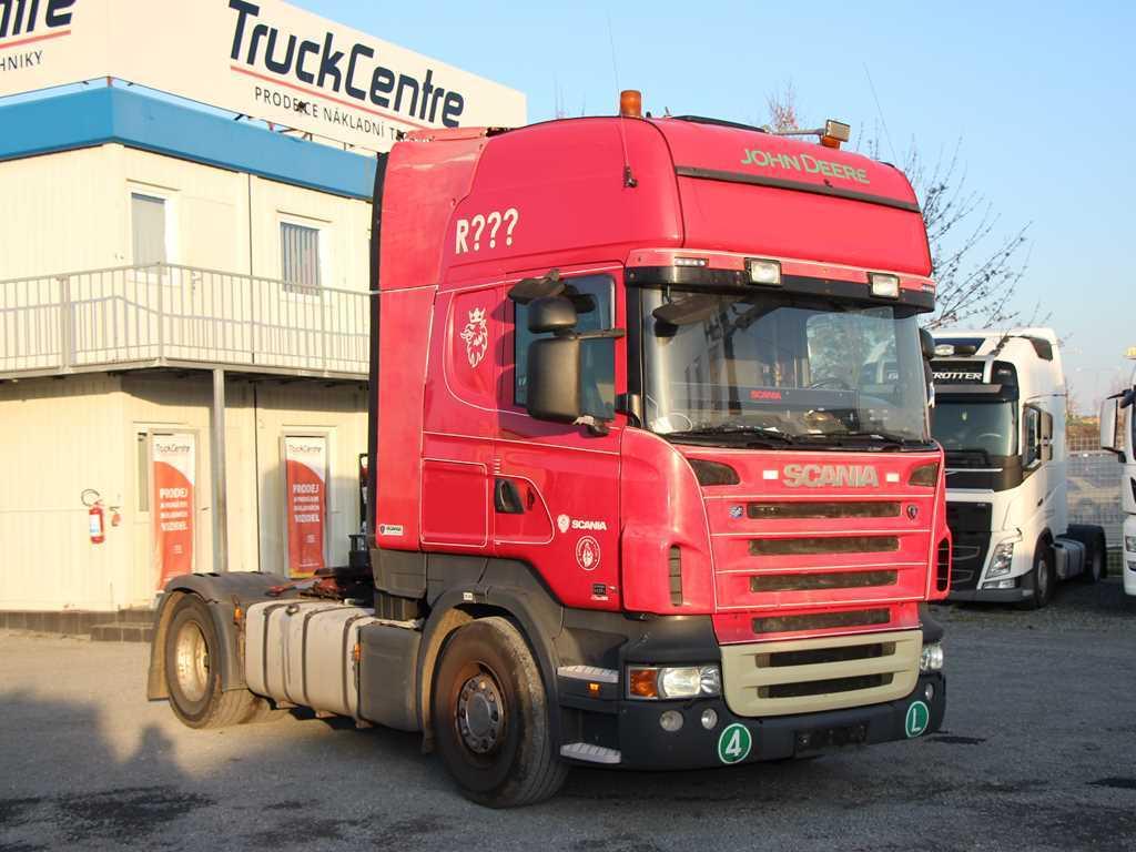 Scania R 420 STANDARD, EURO 4, RETARDER