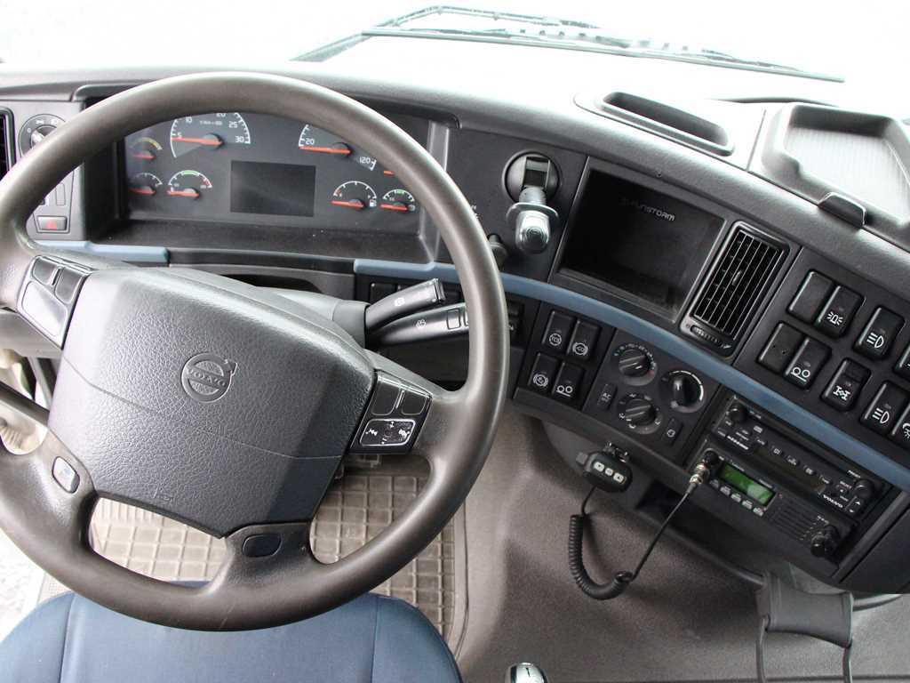 Volvo FH 13.480 6x4, STANDARD, EURO 3, 2 OKRUHOVÁ HYDRUL